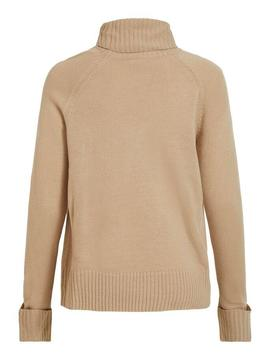 VIOA KNIT ROLL NECK SIMPLY-X