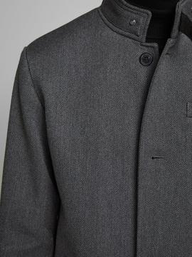JPRBLABELTON COAT BLACK-X
