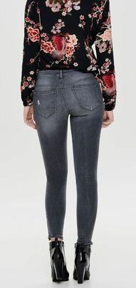 ONLKENDELL REG GREY DENIM-U