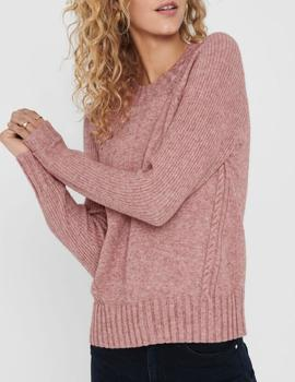 ONLSANDY L/S PULLOVER DUSTY-X