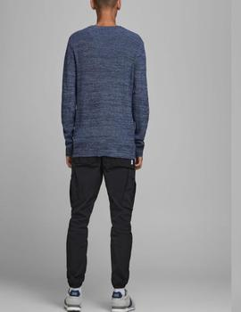 JCOMOUNT KNIT CREW NECK NAVY-X